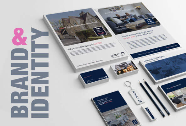 Brand Identity and Corporate Identity