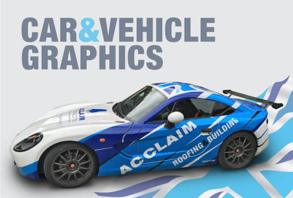 Car and Vehicle Graphics